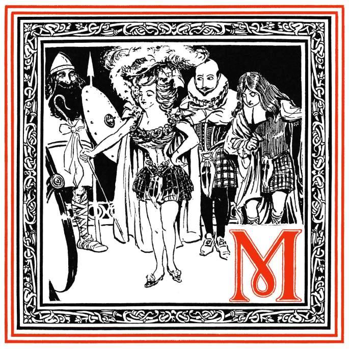M is for Macduff