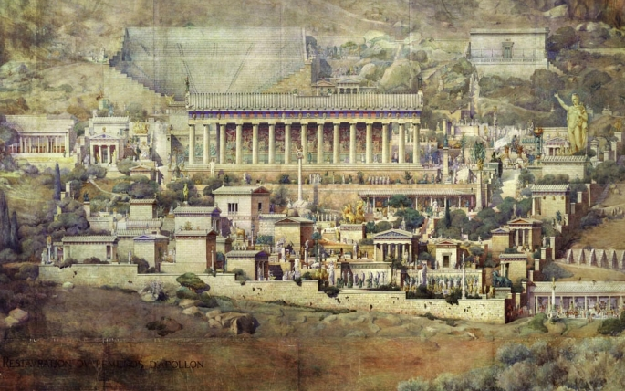 Wikimedia_Delphi_by_Albert_Tournaire