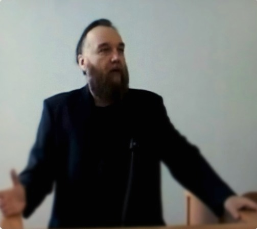 Aleksandr Dugin: The Philosopher or Prophet Who Has Been Touted as 'Putin's Brain'.