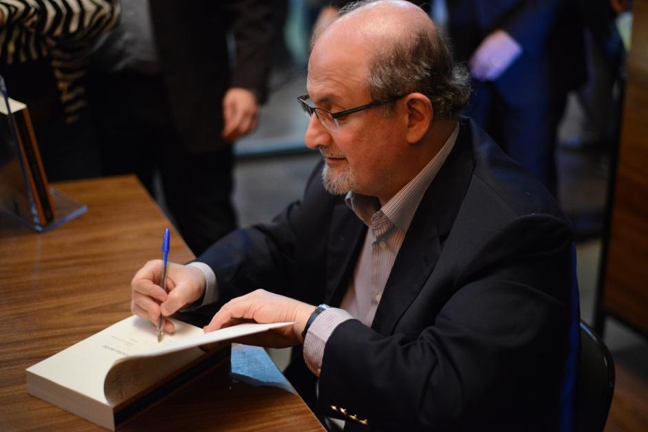 Salman Rushdie no Fronteiras do Pensamento Porto Alegre 2014 14191350061_aa096802e1_k