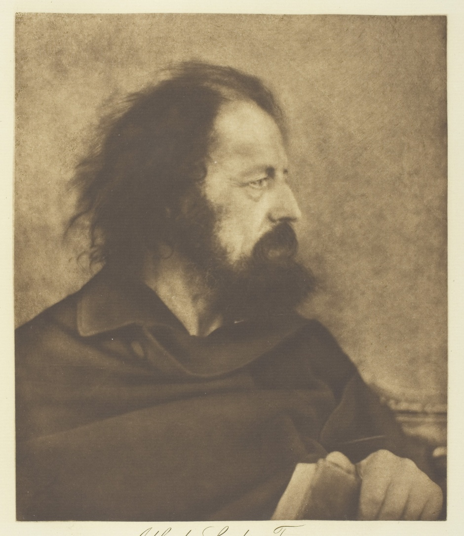 1961.871c - Alfred, Lord Tennyson (Dirty Monk)